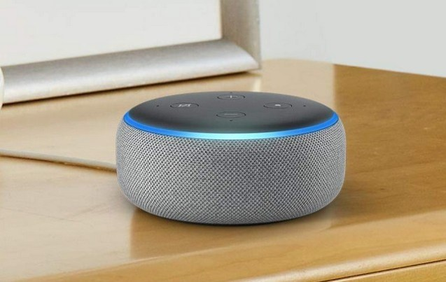 Amazon-Echo-Dot-table