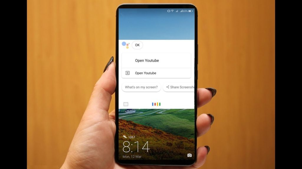 Google-Assistance-Lockscreen