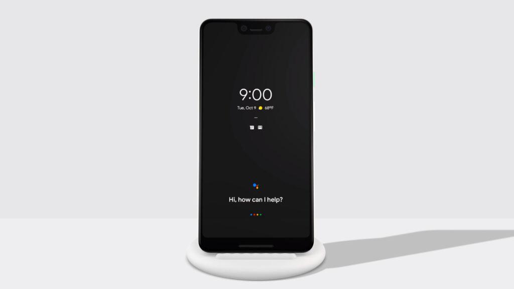 Pixel-3-xl-Wireless-charging-dock