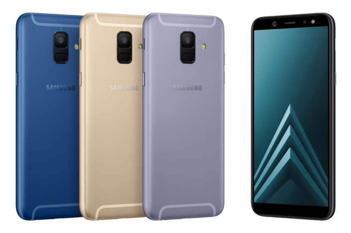 Samsung-Galaxy-A6-Colors