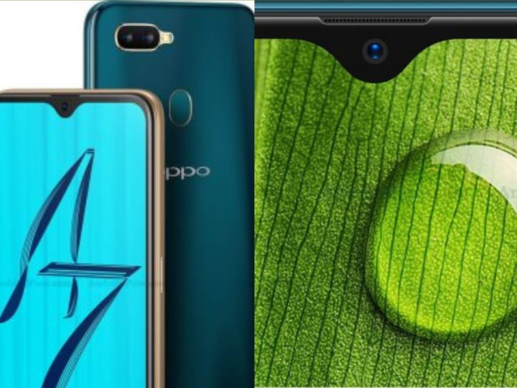 Oppo-A7-Water-Notch