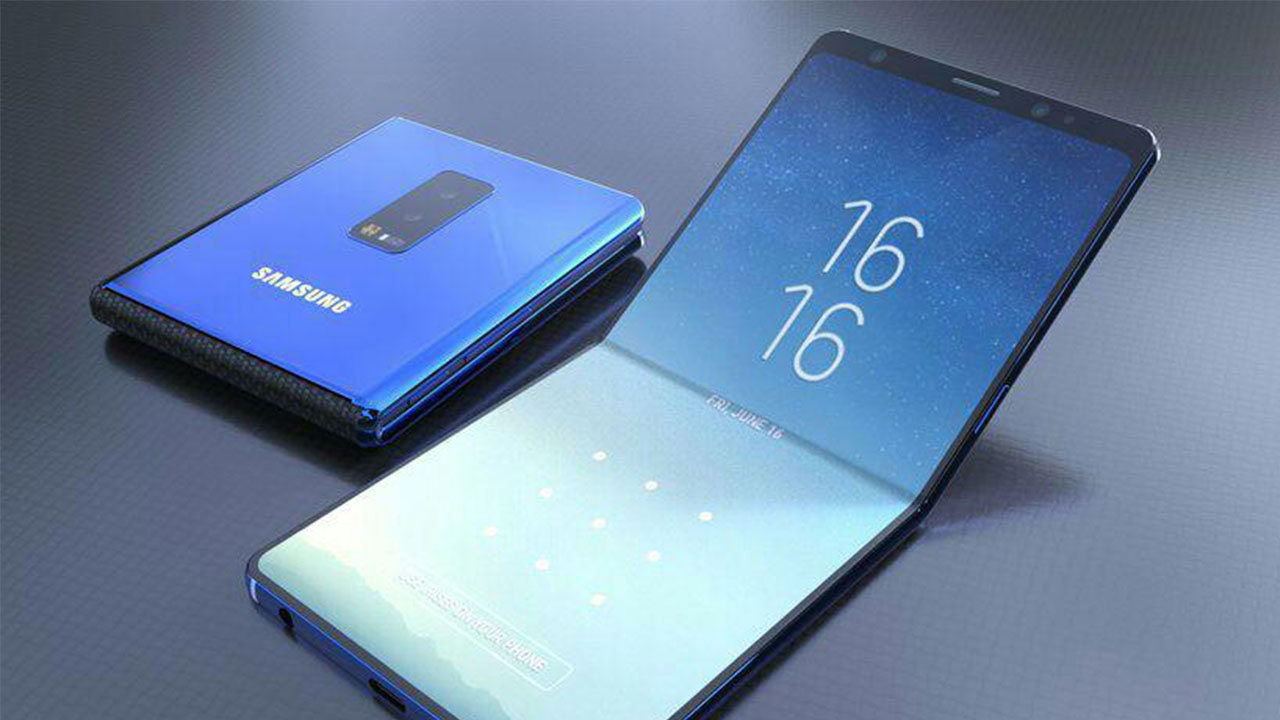 Samsung's Foldable Smartphone Reviews, Prices & Specifications