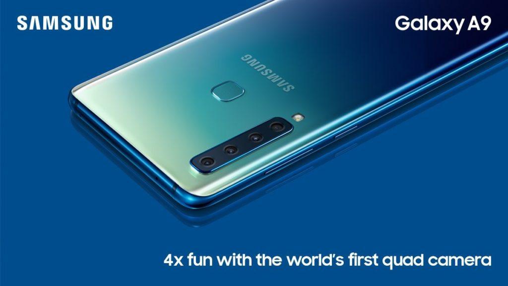 Samsung-Galaxy-A9 (2018)