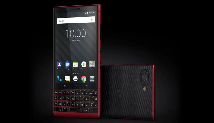 Blackberry-Key2-Red-Edition