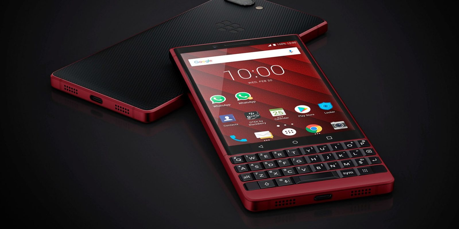 Blackberry-key-edition