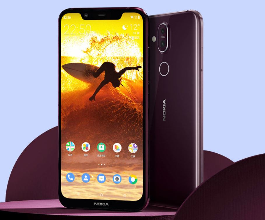 Nokia-8.1-Purple