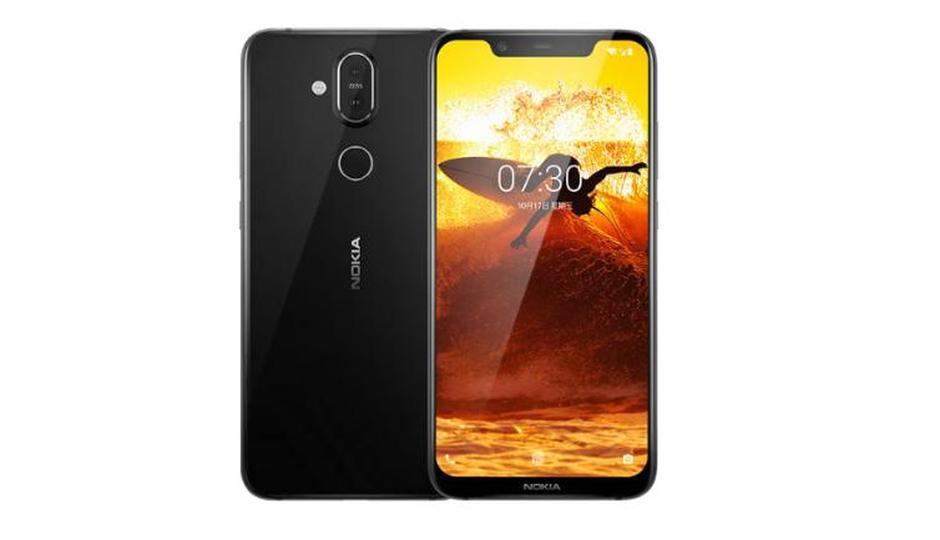 Nokia-8.1-front