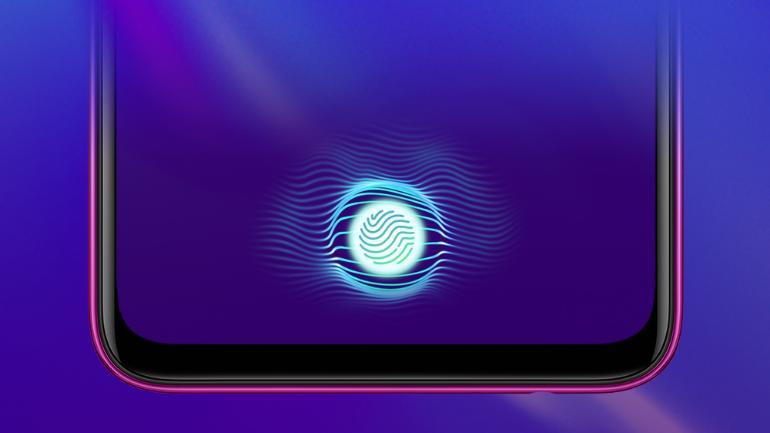 Oppo-K1-Fingerprint