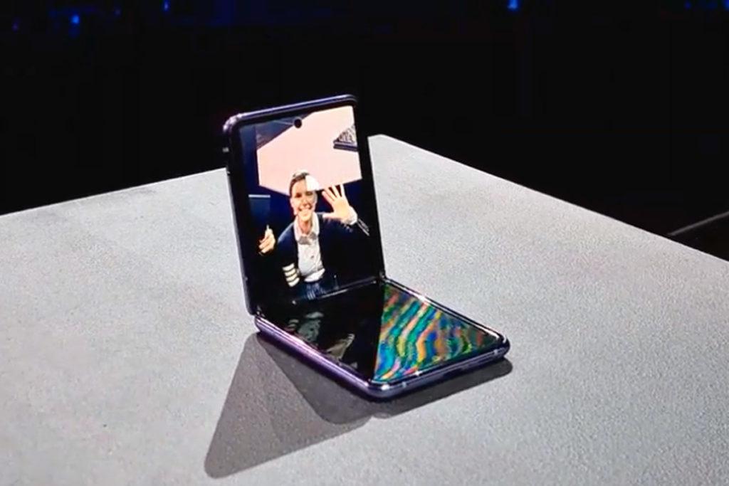 Samsung-flip